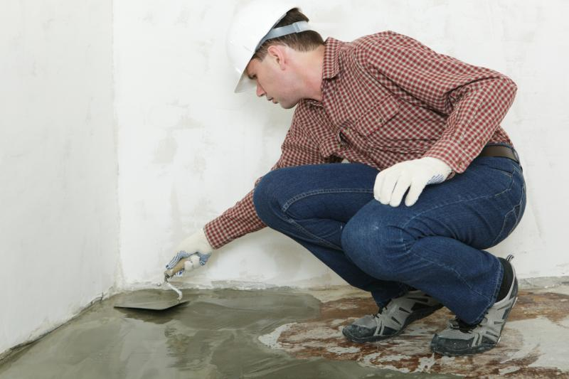 How To Use Portland Self Leveling Cement Ehow