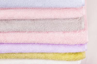 how to get mould out of towels