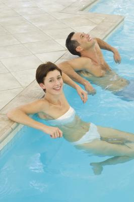 How To Install Pavers Around A Pool Ehow