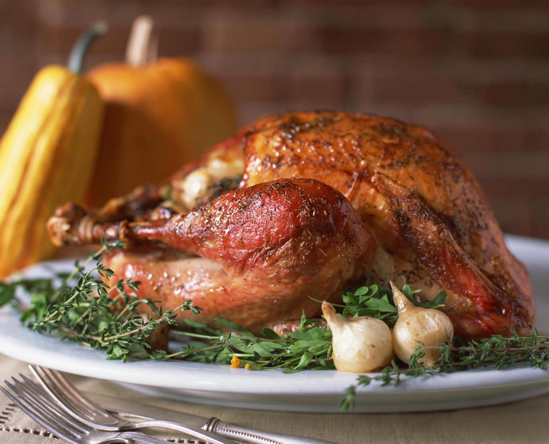Don't Botch the Bird: Holiday Turkey Tips