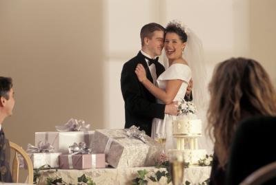 Wedding Gift Etiquette Cash Or Check : Wedding Etiquette for No Gifts in Lieu of Gifts