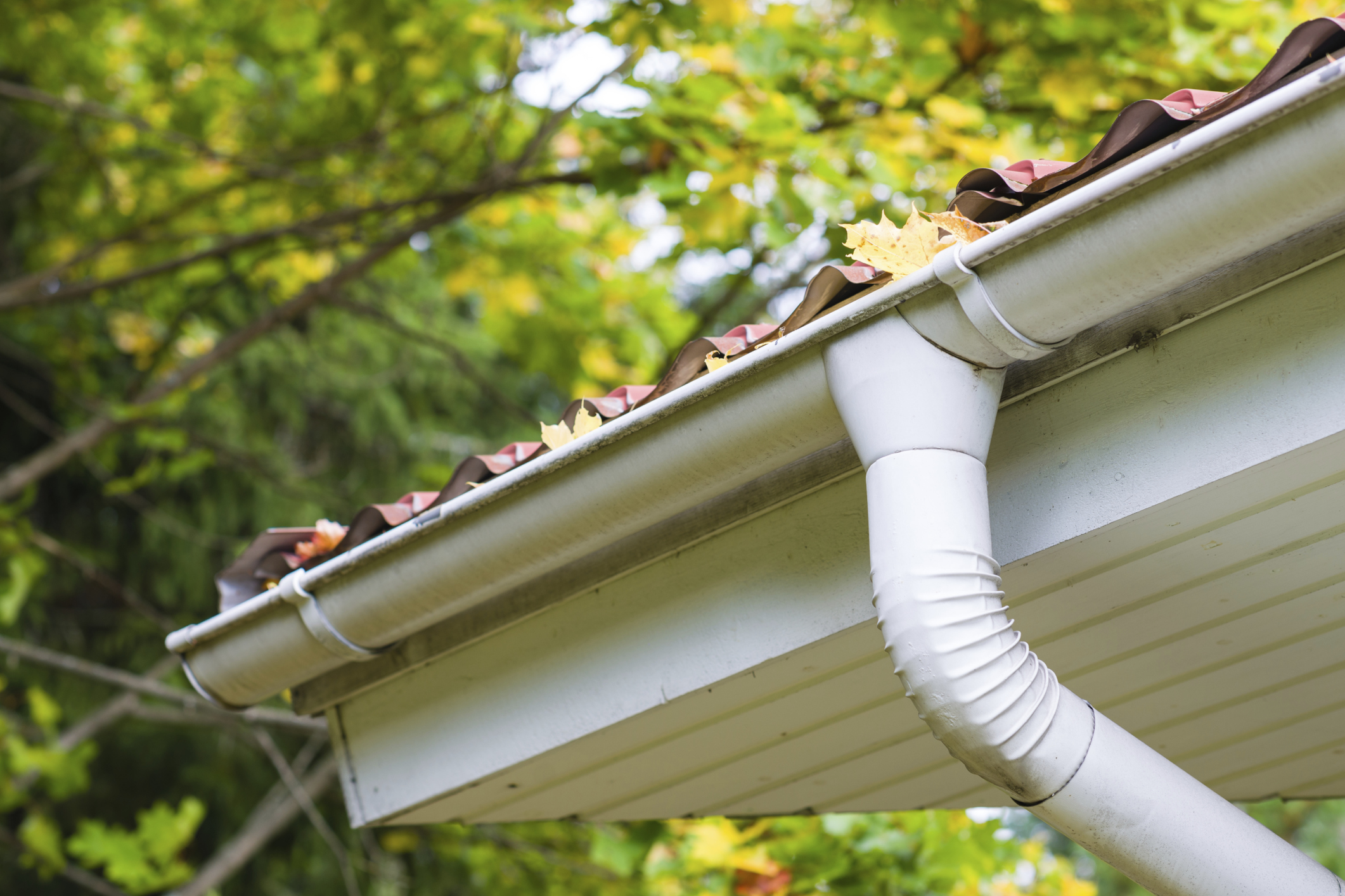 Homemade Gutter Cleaning Tools Ehow