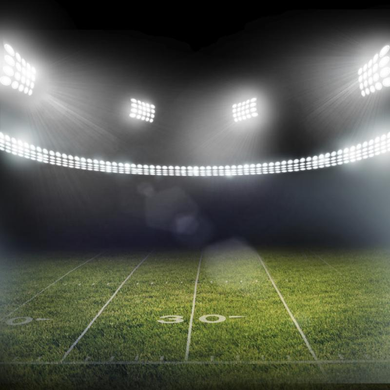 Football Stadium Lights End Table: How To Play Fantasy Football