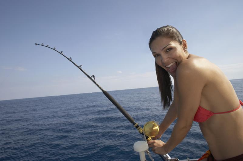 How to use a popping cork for salt water fishing gone for Ocean city deep sea fishing