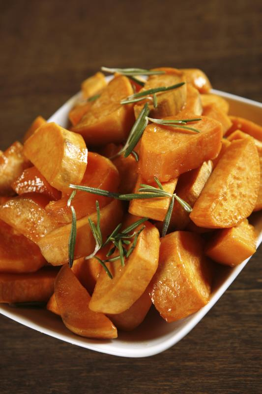 How To Cook Candied Yams Or Sweet Potato Casserole Ehow