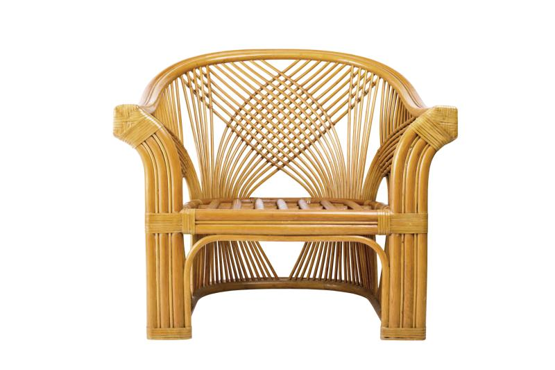 How to clean antique wicker furniture ehow for Difference between rattan and wicker furniture