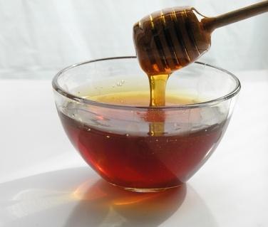 honey, congestion, cough