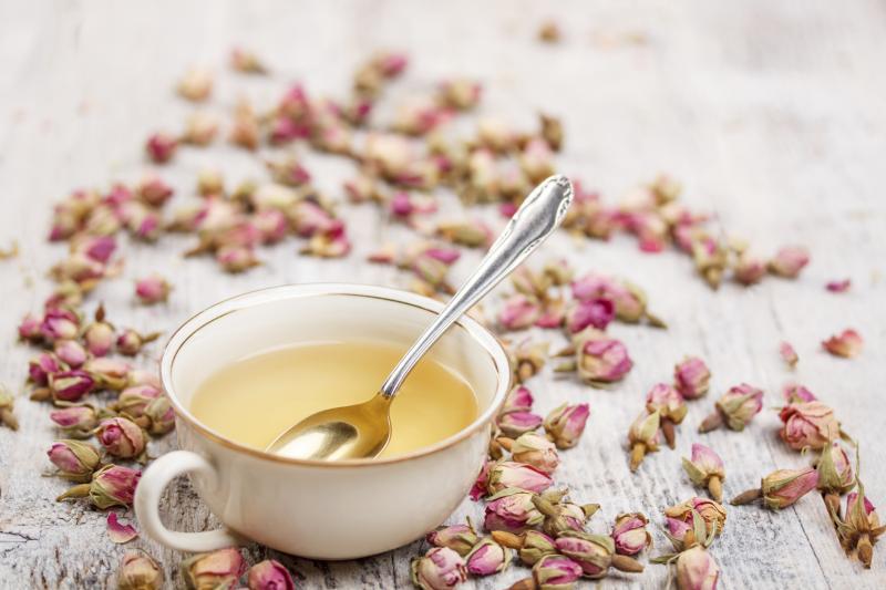 Rose Tea Health Benefits | LIVESTRONG.COM