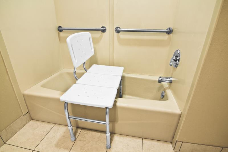Bathroom Accessories Elderly bathroom adaptive equipment - mobroi