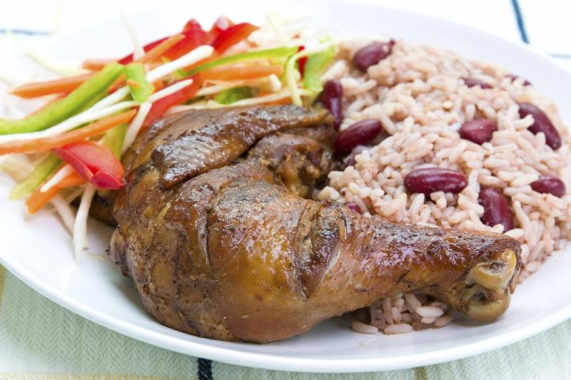Traditional jamaican food images for Authentic jamaican cuisine
