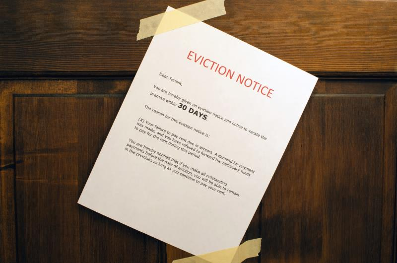 How to Evict a Family Member From a House – How to Write Eviction Notice