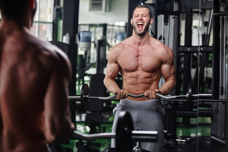 Up Your Arms By Doubling Workouts