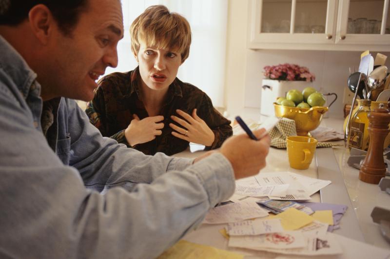family financial problems com