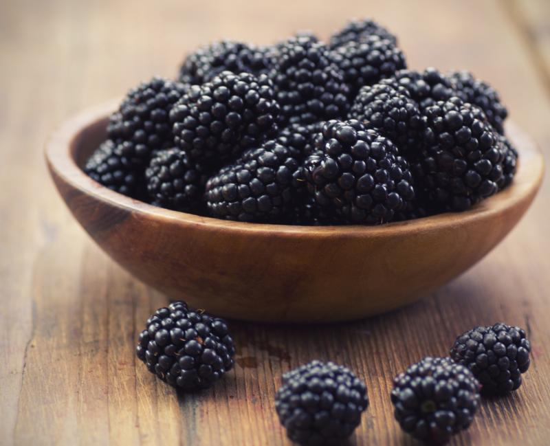 Image result for blackberries bowl