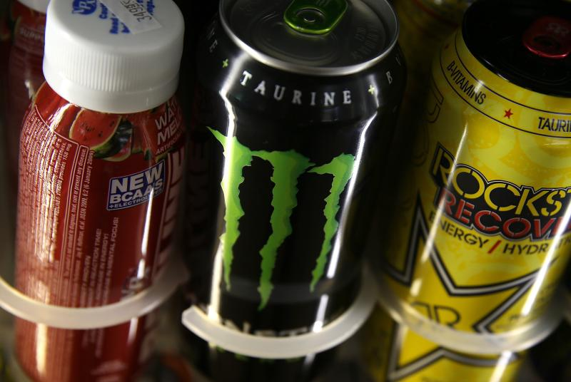 Ingredients in Monster Energy Drinks | LIVESTRONG.COM
