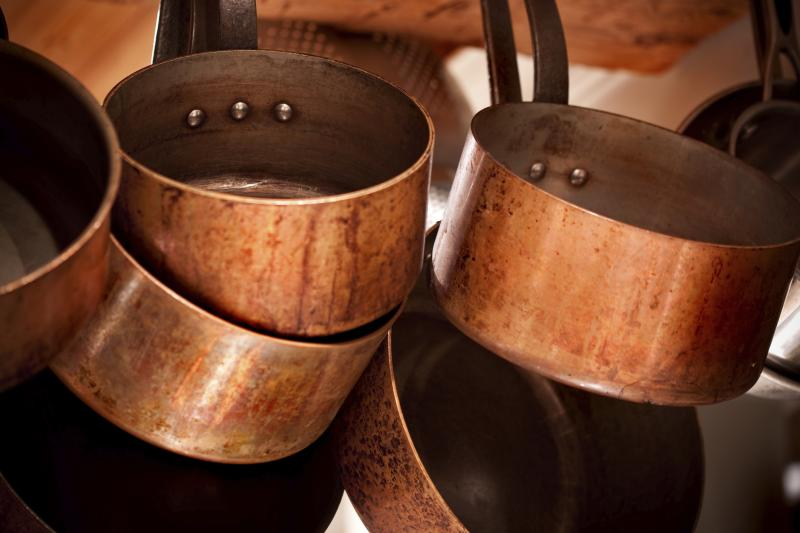 Is It Safe to Cook in Copper Pots LIVESTRONGCOM