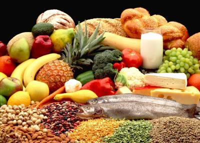 The Functions of the Six Major Food Groups | LIVESTRONG.COM