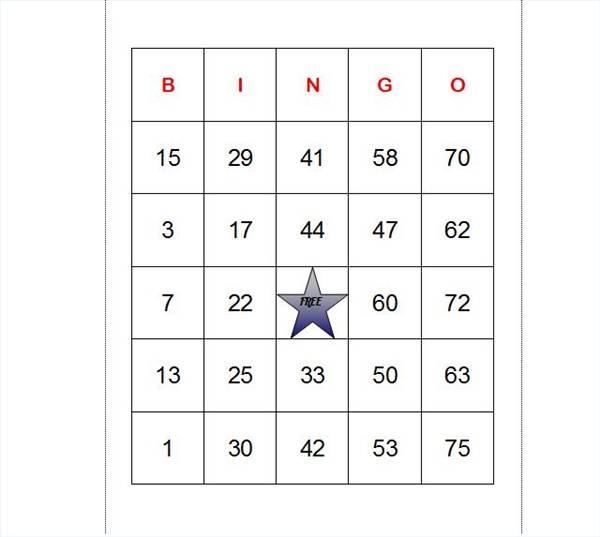Cómo Diseñar Cartones Para Jugar Bingo En Excel En 7 Pasos