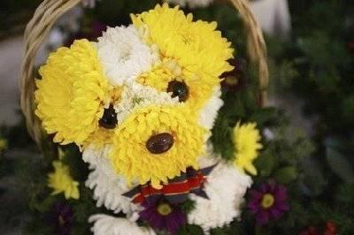 Cómo Hacer Ramos De Flores Con Forma De Animales