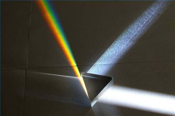 What Causes the Dispersion of White Light?