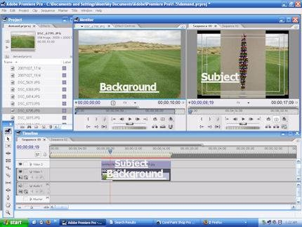 How to Remove the Background of a Video in Adobe Premiere