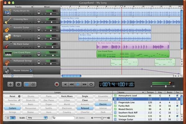 How to Determine BPMs in GarageBand | Our Pastimes