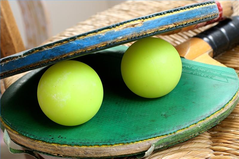 Por Qué Los Rebotan Las Pelotas De Ping Pong
