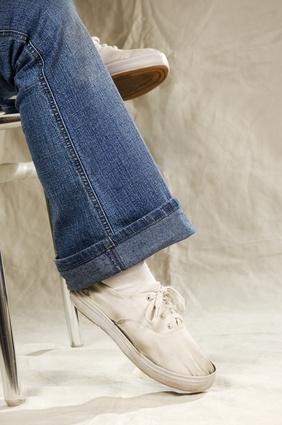 Zapatos Los Cómo Limpiar De Corcho Tacón Aq3Rj54L