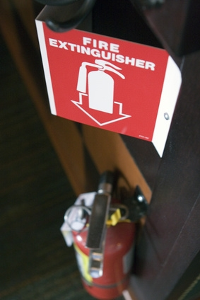 Fire Extinguisher Training Requirements