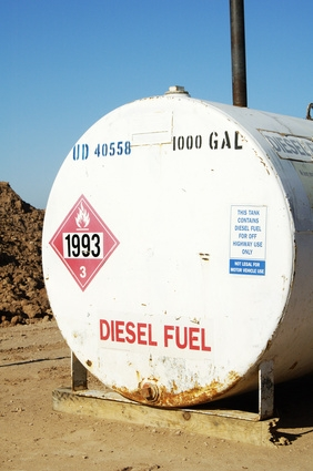 What is the Difference Between Red & Green Diesel Fuel