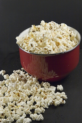 How to Do a Popcorn Science Fair Project
