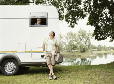 How to Fix a Soft Spot on the Roof of a Camper