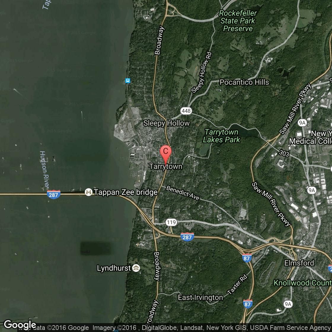 Sleepy Hollow Ny Map: Outdoor Activities In Tarrytown, NY