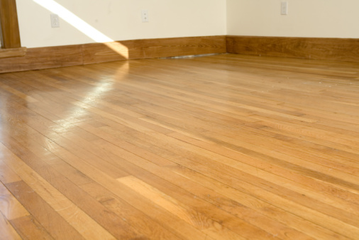 Remove Wax From Hardwood Floors With Mineral Spirits