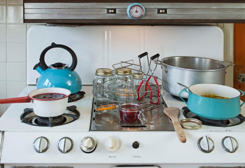 How To Use An Oven Cooking Range