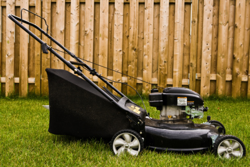 All Lawn Mowers Can Quickly Be Shut Off