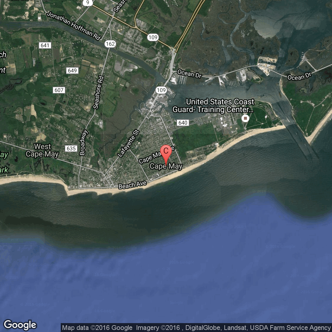 Island Beach State Park Nj: Camping On New Jersey Beaches