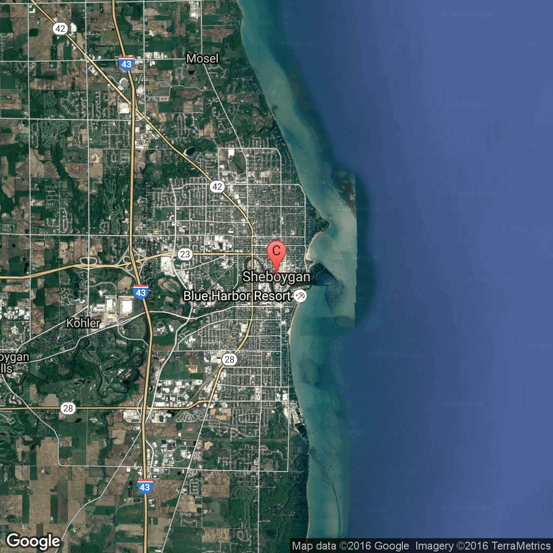 Places To Visit On Lake Michigan In Wisconsin: Camping Near Sheboygan, Wisconsin