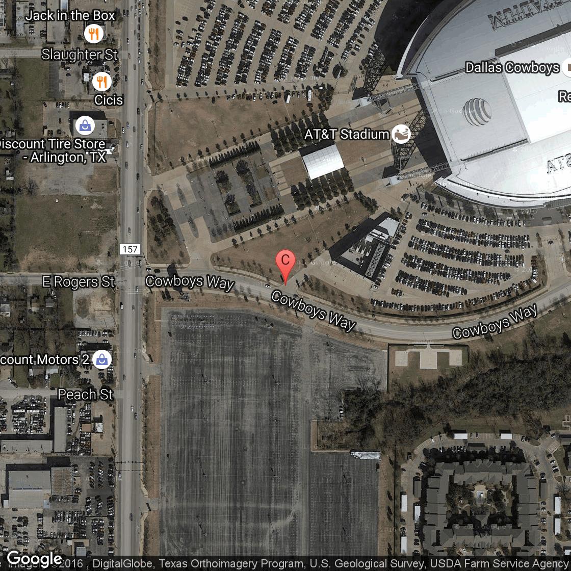 Motels Near Cowboys Stadium
