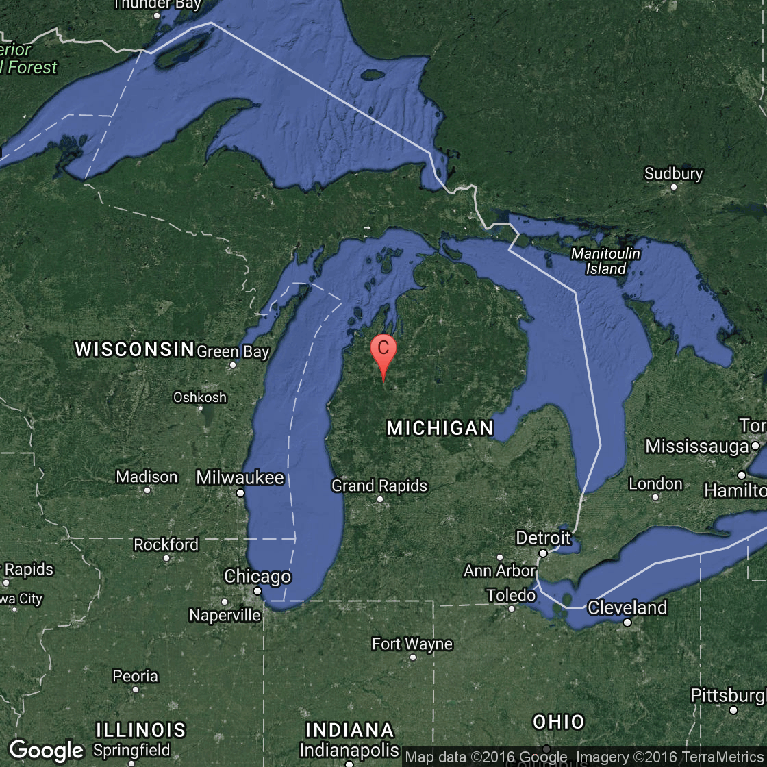 Fishing Areas Near Oak Park Michigan