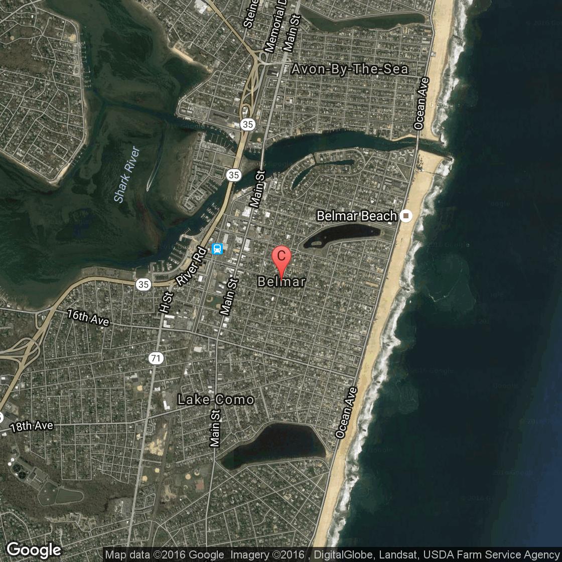 Good Restaurants Near Belmar New Jersey Overlooking The Water Usa Today