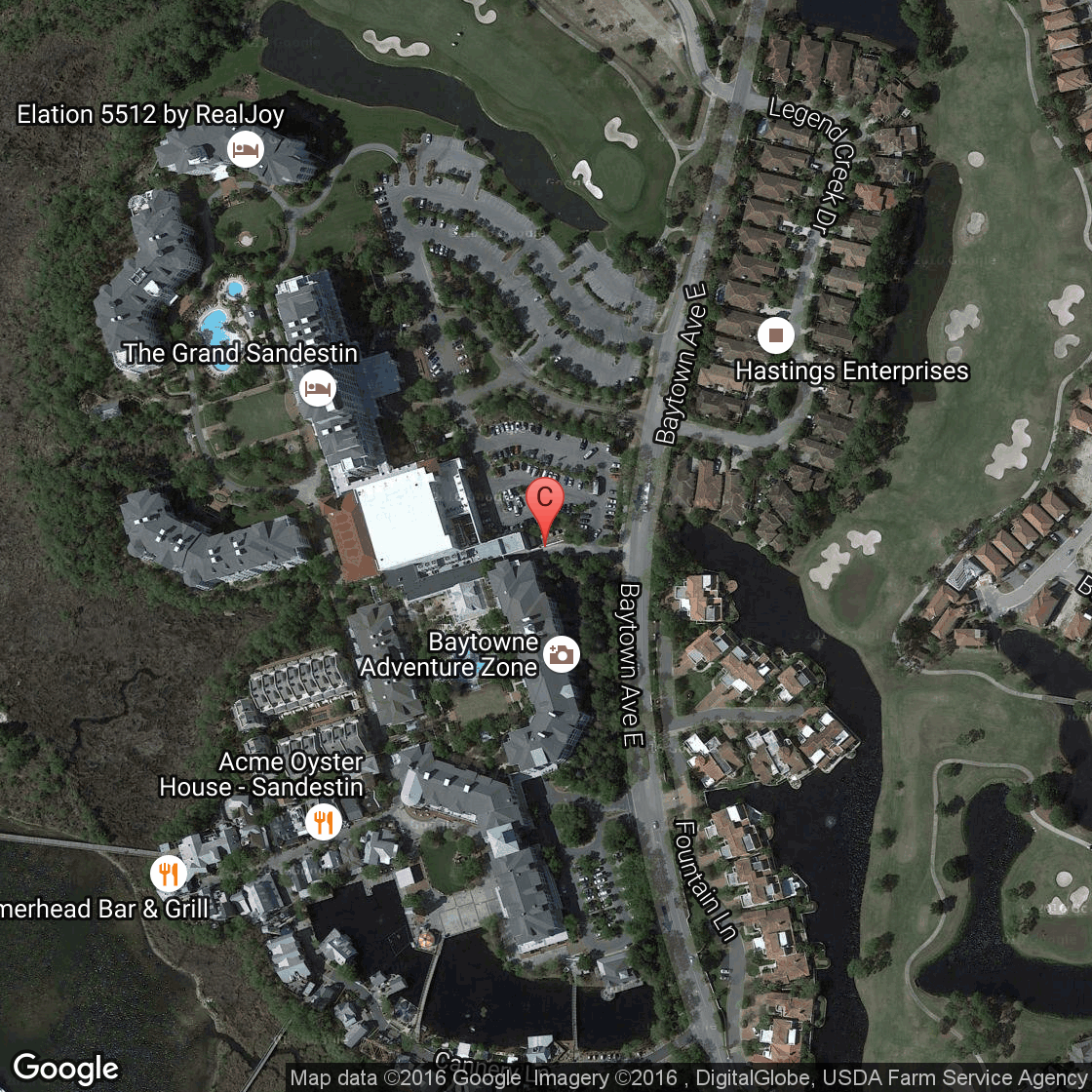 Hotels Near Baytowne Wharf In Destin Florida