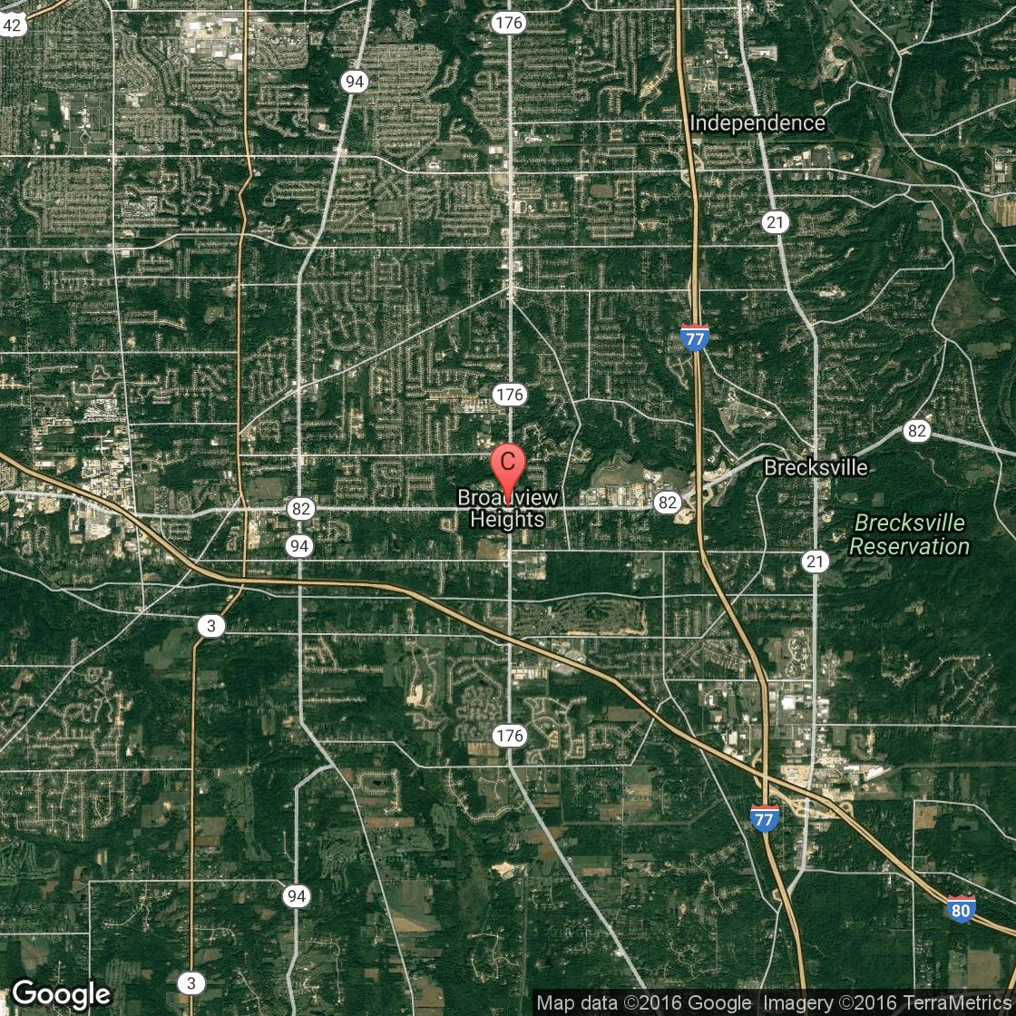 Hotels Near Broadview Heights Ohio