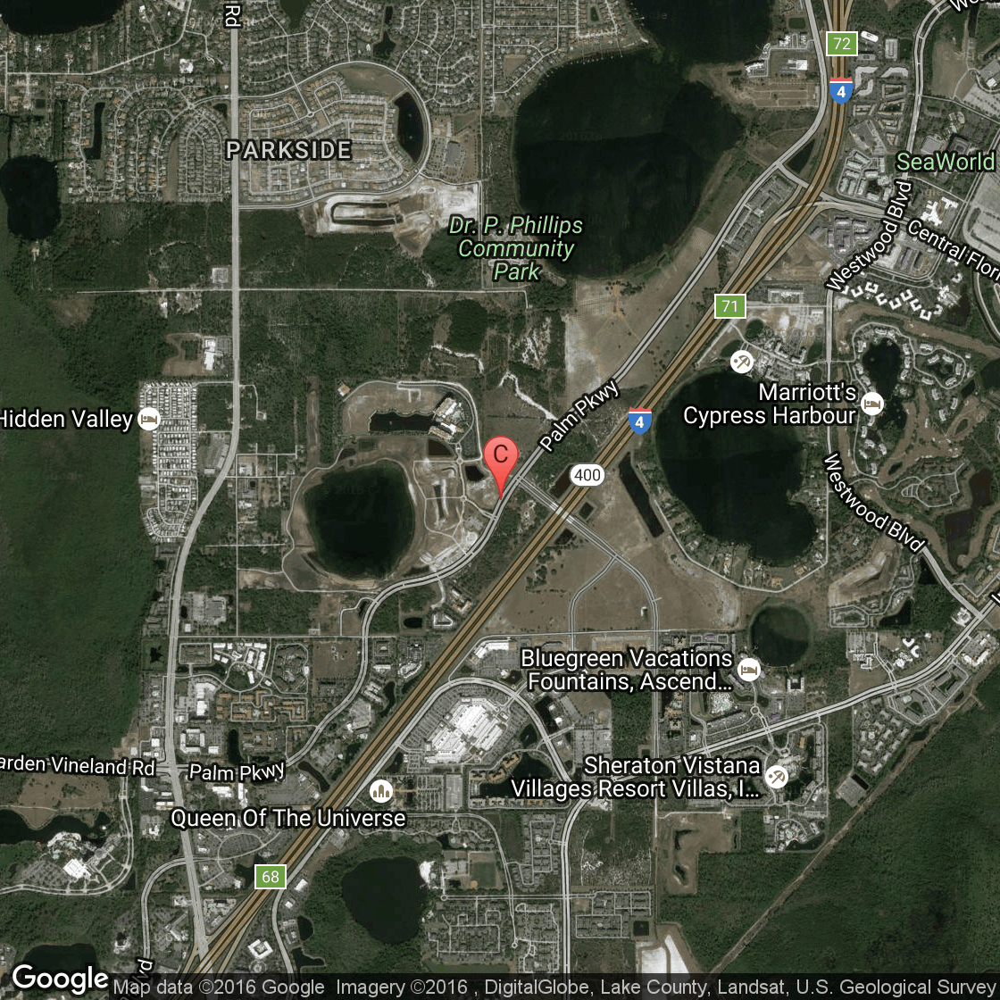 Hotels On Palm Parkway In Orlando, Florida