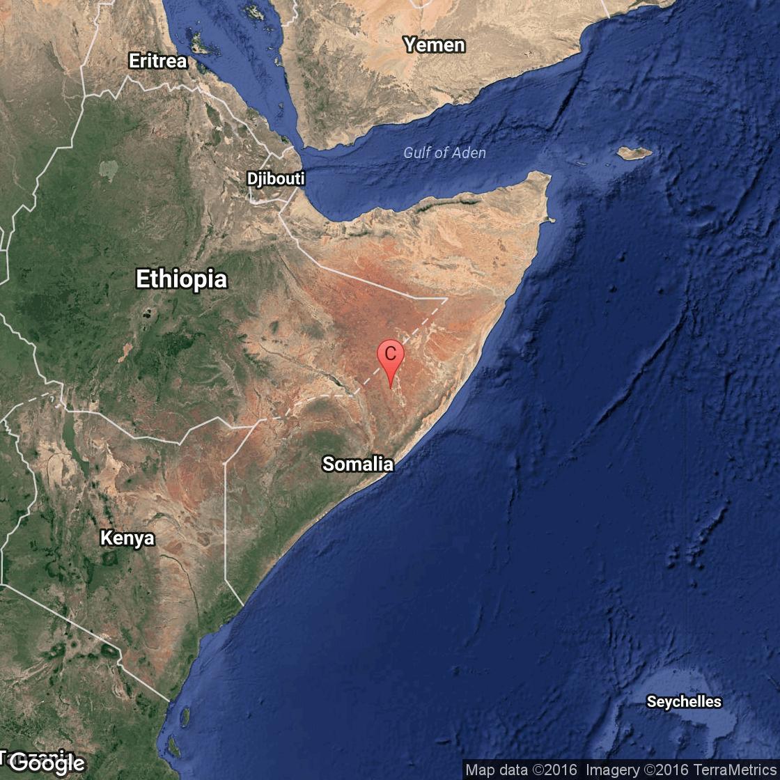 Landmarks In Somalia