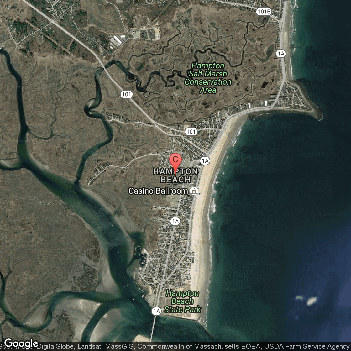 Oceanfront Cottages In Cape Cod, Massachusetts