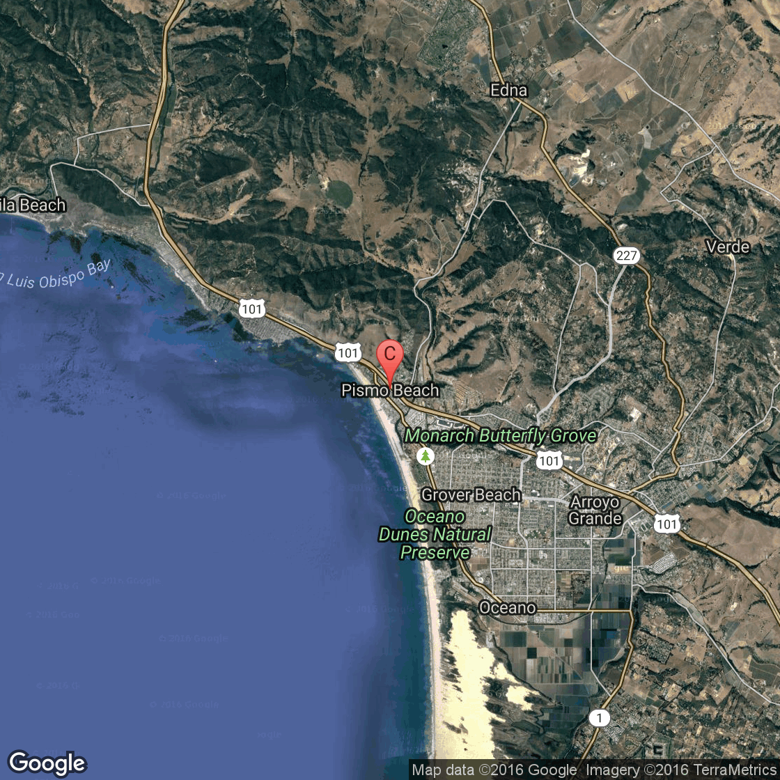 Hotels Near Pismo Beach Ca