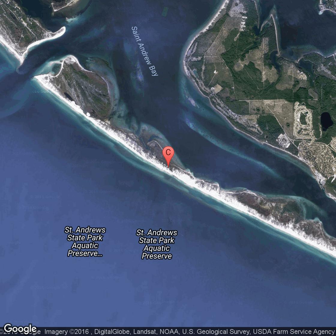 Panama City Boat Tours To Shell Island Usa Today