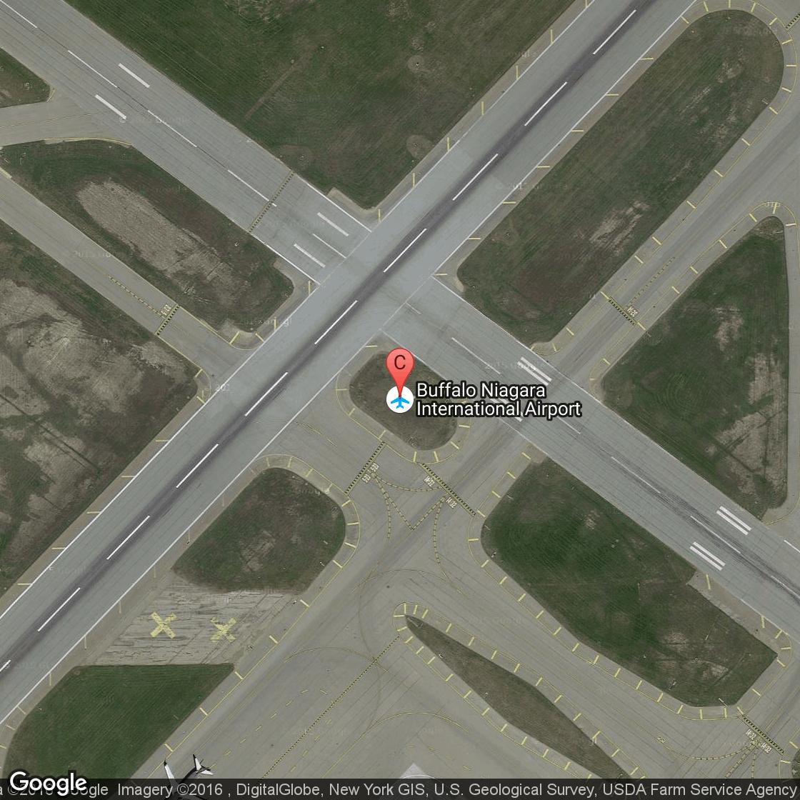 Parking Near Buffalo International Airport Usa Today