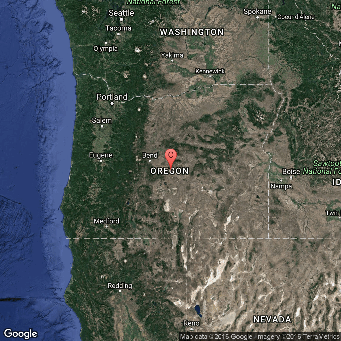 RV Camping In Oregons State Parks USA Today - Map of oregon rv parks
